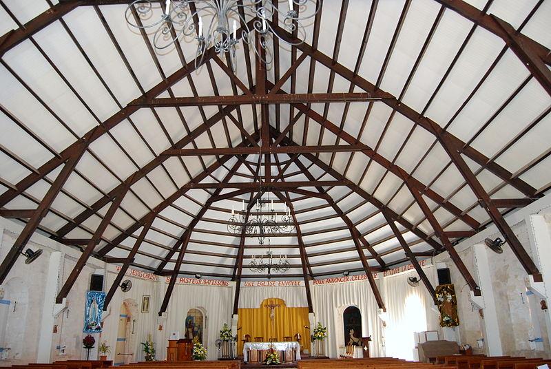 Photo du Monument Historique Eglise de Lorient situé à Saint-Barthélemy