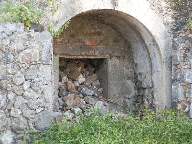 Photo du Monument Historique Ancien four à chaux situé à Trois-Rivières