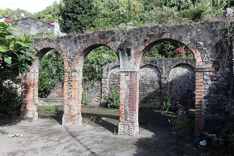 Photo du Monument Historique Asile Bethléem situé à Saint-Pierre
