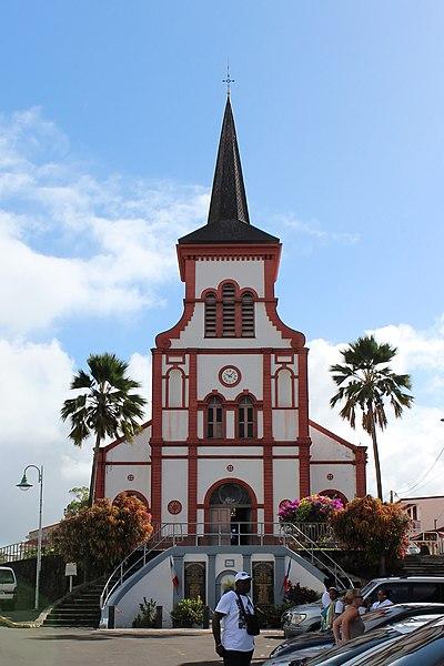 Photo du Monument Historique Eglise Notre-Dame-de-la-Nativité situé à Ducos