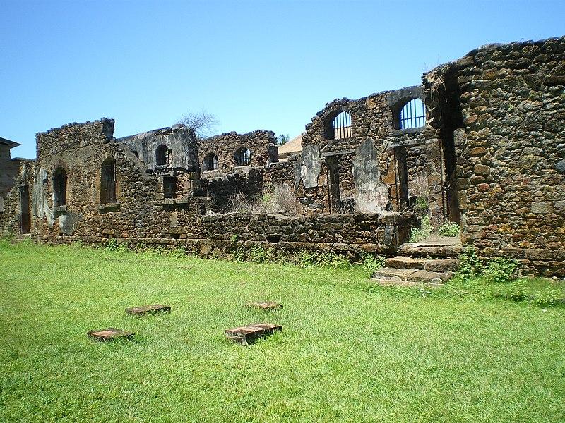 Photo du Monument Historique Iles du Salut - îles Royale, Saint-Joseph et du Diable situé à Cayenne