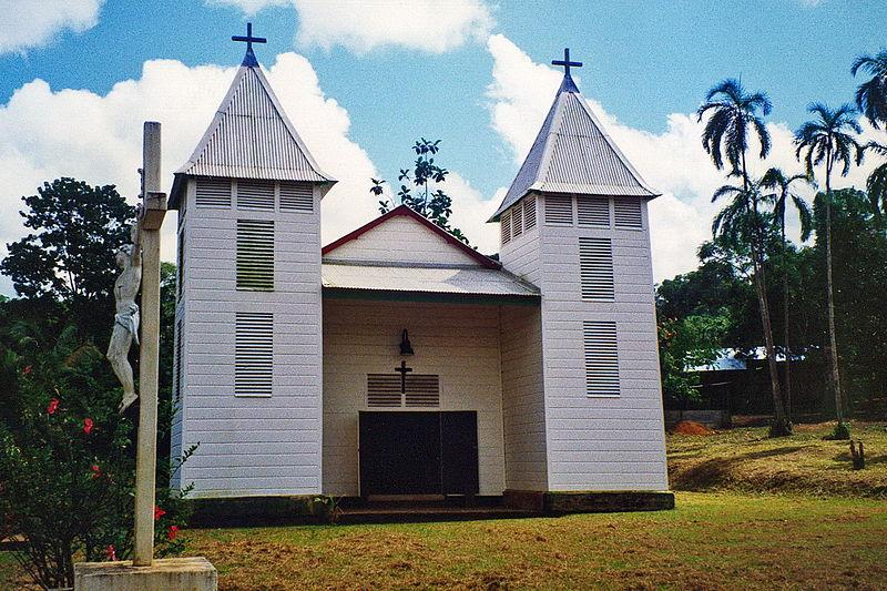 Photo du Monument Historique Eglise Saint-Antoine de Padoue situé à Saül