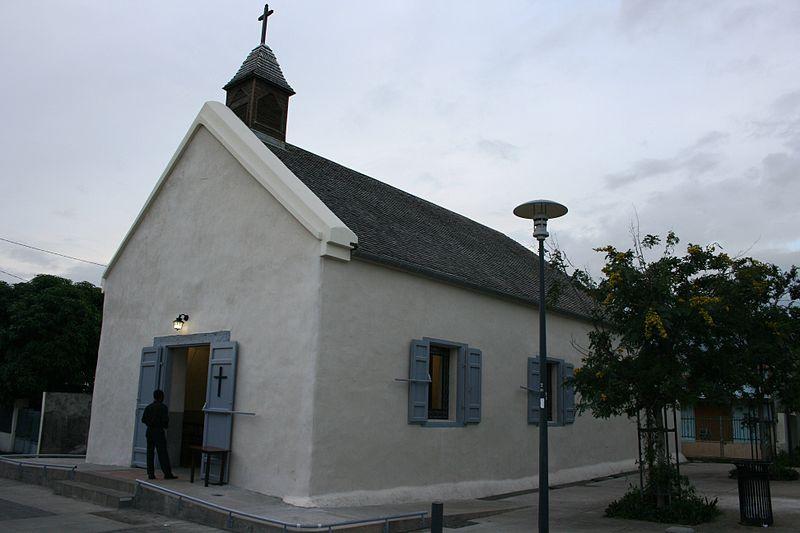Photo du Monument Historique Chapelle du Rosaire situé à Saint-Louis