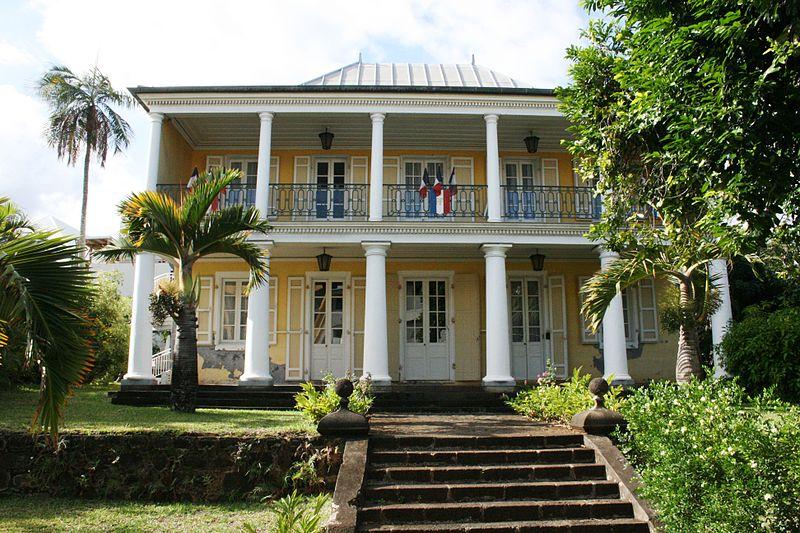 Photo du Monument Historique Villa Motais-de-Narbonne situé à Saint-Pierre