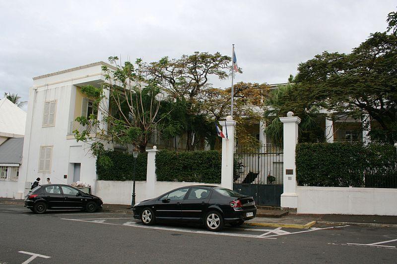 Photo du Monument Historique Hôtel Joinville situé à Saint-Denis