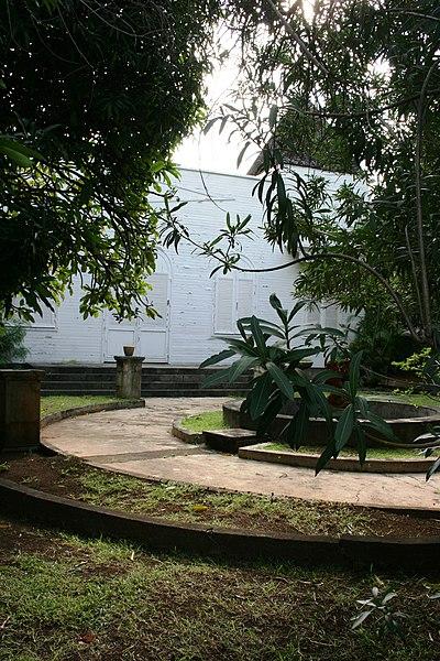Photo du Monument Historique Villa Timol situé à Saint-Denis