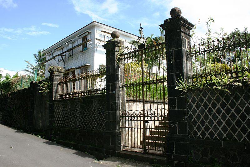 Photo du Monument Historique Propriété High Hall situé à Saint-André