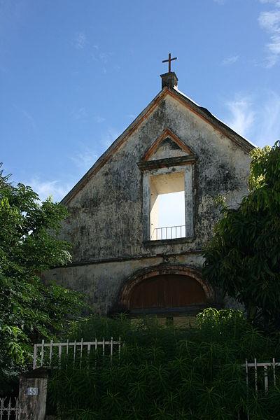 Photo du Monument Historique Chapelle Saint-Thomas-des-Indiens situé à Saint-Denis