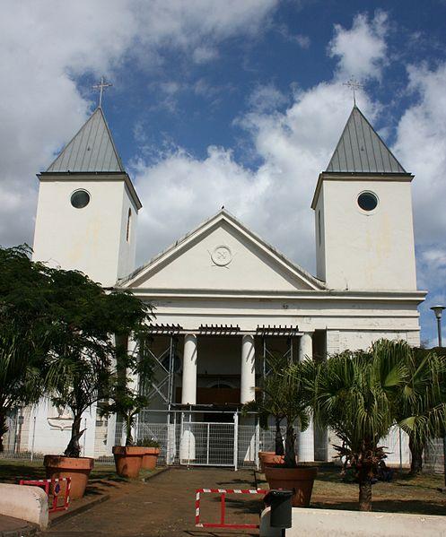 Photo du Monument Historique Eglise paroissiale situé à Saint-Pierre