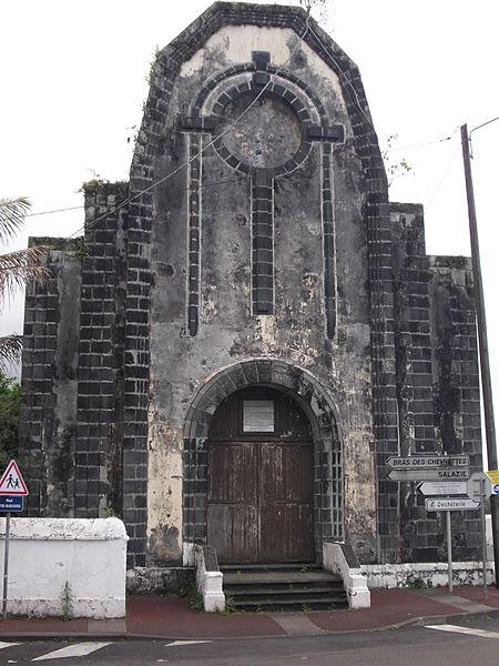 Photo du Monument Historique Immeuble dit  salle Jeanne d'Arc situé à Saint-André