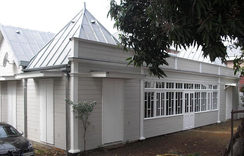 Photo du Monument Historique Maison Géry situé à Saint-Denis