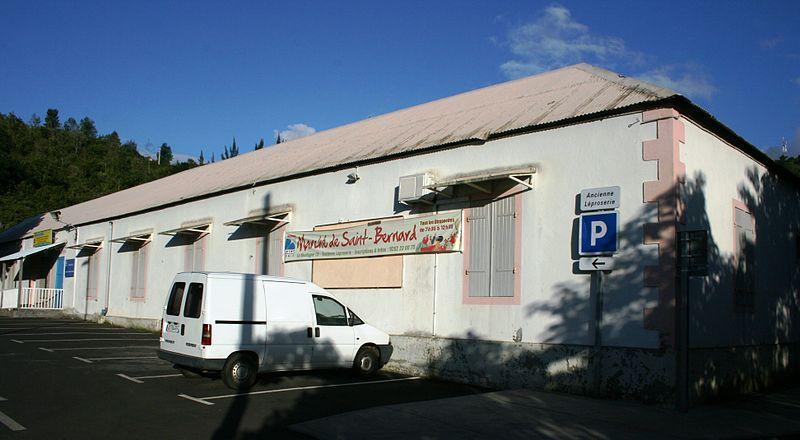 Photo du Monument Historique Ancienne léproserie situé à Saint-Denis