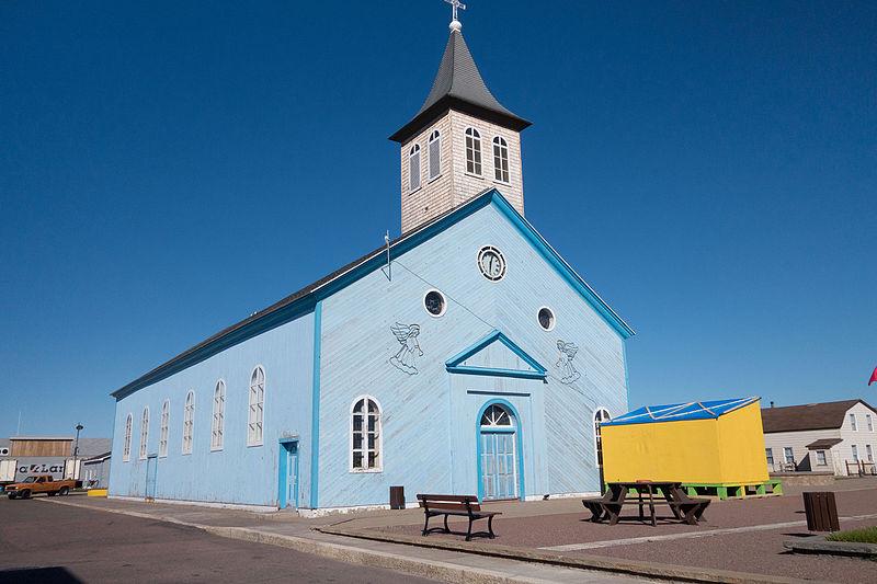 Photo du Monument Historique Eglise Notre-Dame des Ardilliers situé à Miquelon-Langlade