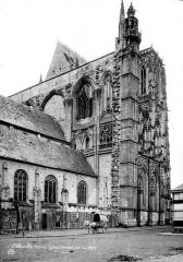 Eglise Saint-Vulfran ou ancienne collégiale - Transept sud