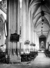Eglise Saint-Vulfran ou ancienne collégiale - Bas-côté sud