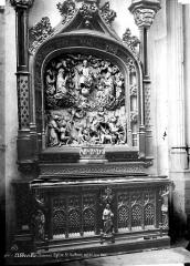 Eglise Saint-Vulfran ou ancienne collégiale - Autel