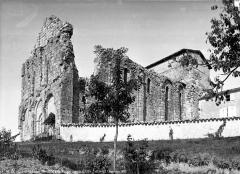 Ancienne abbaye de Puypéroux - Ensemble sud-ouest