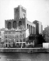 Ancienne cathédrale Saint-Etienne - Ensemble sud-ouest