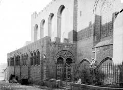 Ancienne cathédrale Saint-Etienne - Côté sud