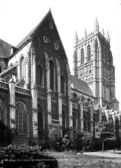 Eglise Saint-Pierre - Transept nord, clocher