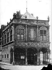 Ancien bailliage - Façade sur la rue