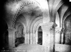 Ancienne abbaye Saint-Pierre - Eglise, porche