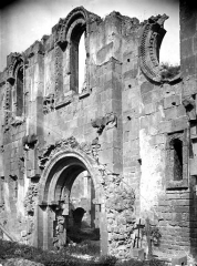 Ancienne abbaye Notre-Dame - Portail sud