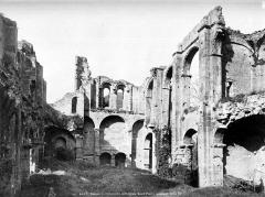Ancienne abbaye Notre-Dame - Nef