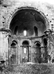 Ancienne abbaye Notre-Dame - Choeur