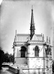 Château - Chapelle Saint-Hubert : vue d'ensemble