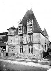 Hôtel de ville - Ensemble, avant restauration