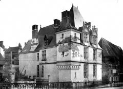 Hôtel de ville - Ensemble, après restauration
