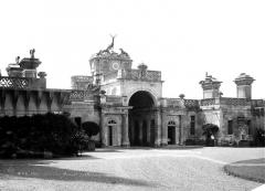 Château d'Anet - Portail