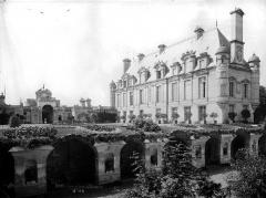 Château d'Anet - Ensemble