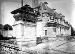 Château d'Anet - Cheminées