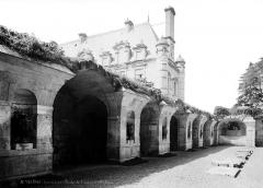 Château d'Anet - Restes de l'ancien château