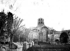 Nécropole des Alyscamps - Ensemble