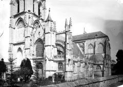 Eglise Notre-Dame de l'Assomption - Côté sud-ouest