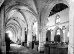 Eglise Notre-Dame de l'Assomption - Bas-côté sud