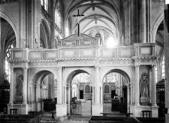 Eglise Notre-Dame de l'Assomption - Jubé et choeur