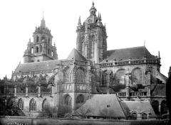 Eglise Saint-Germain - Façade sud