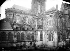 Eglise Saint-Germain - Abside et transept nord