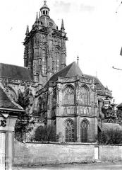 Eglise Saint-Germain - Transept sud