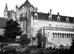 Ancienne cathédrale Saint-Etienne - Vue d'ensemble