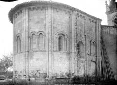 Eglise Saint-Pierre - Abside, côté nord
