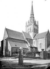 Eglise Notre-Dame d'Avesnière - Ensemble sud-ouest