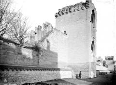 Remparts et leurs abords - Côté de la ville