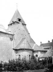 Eglise Saint-Symphorien - Ensemble, côté de l'abside