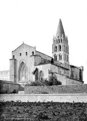 Ancienne église paroissiale Saint-Nicolas - Ensemble nord-est