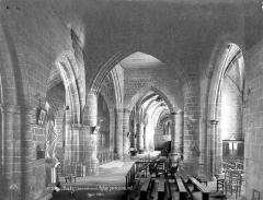 Eglise Saint-Guénolé - Intérieur, nef